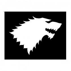 Brushing Stark Wolf