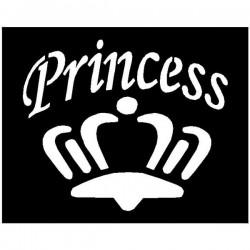 Paint Princess Crown