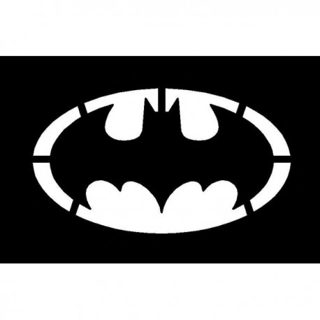 Clipping Batman
