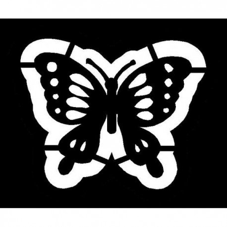 Clipping Butterfly