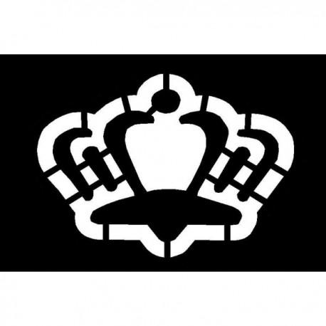 Clipping Dutch Crown