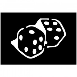 Clipping Rolling Dice