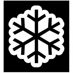 Clipping Snowflake