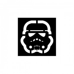 Clipping Stormtrooper