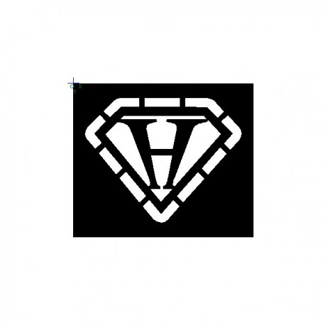 Custom Superman Logo