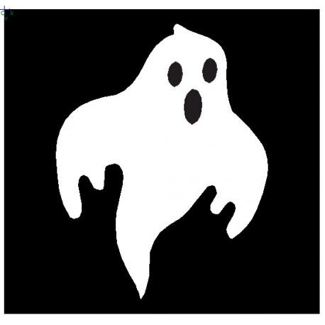 Brushing Ghost (no.1)