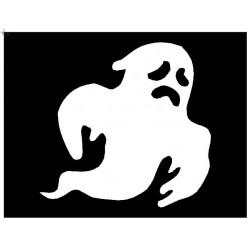 Brushing Ghost (no.3)