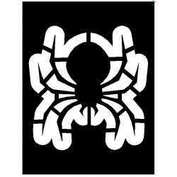 Clipping Spider