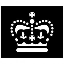 Brushing Royal Crown