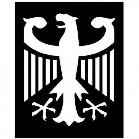 Brushing Federal Eagle