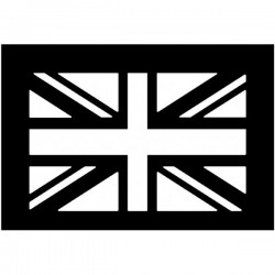 Brushing Union Flag